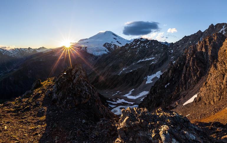 Горы Кавказа Названия и высота фото где находятся самые высокие характеристики туризм