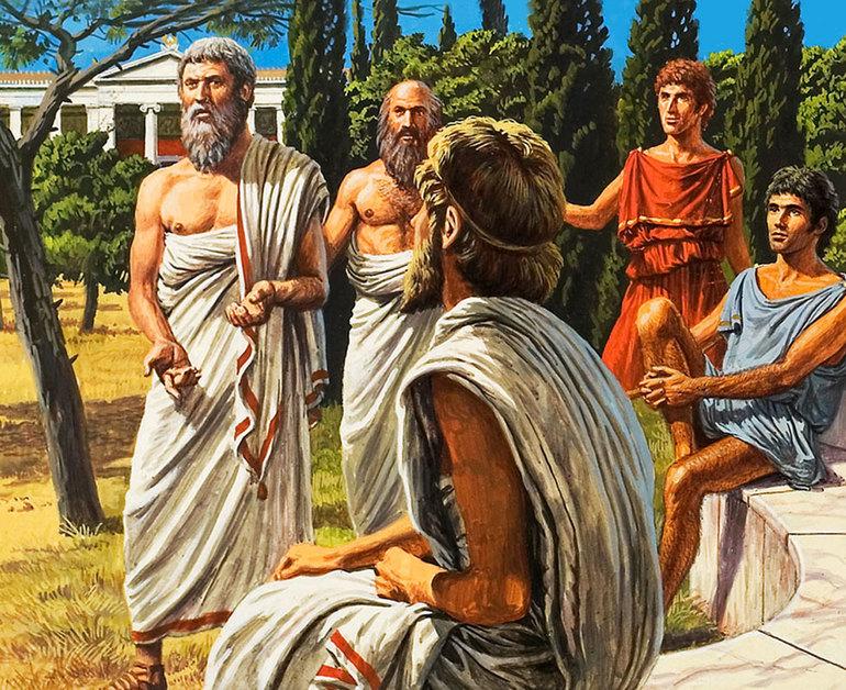 Древнегреческие философы