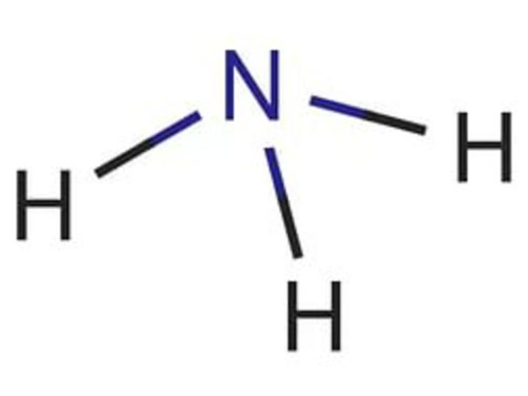 Аммиак формула