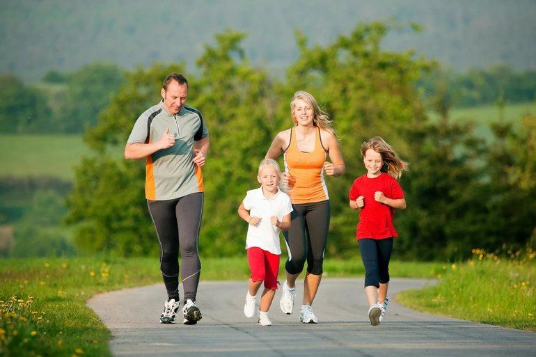 Как привить детям активность