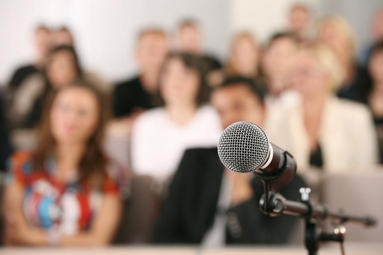 Как говорить приветственную речь