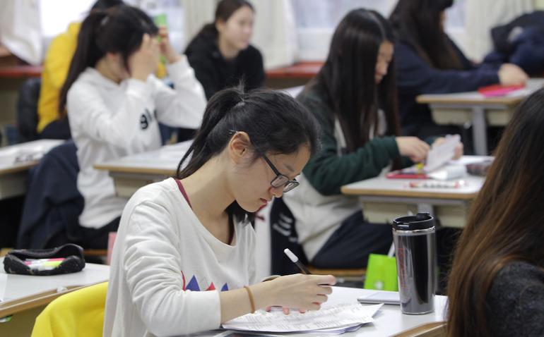 Образование в республике корея