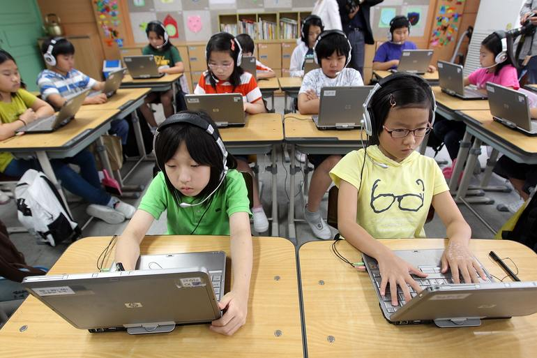 Корейская система образования