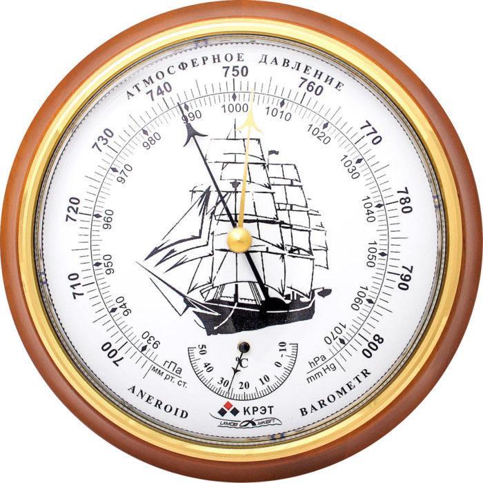 Рис. 1. Барометр - прибор для измерения атмосферного давления