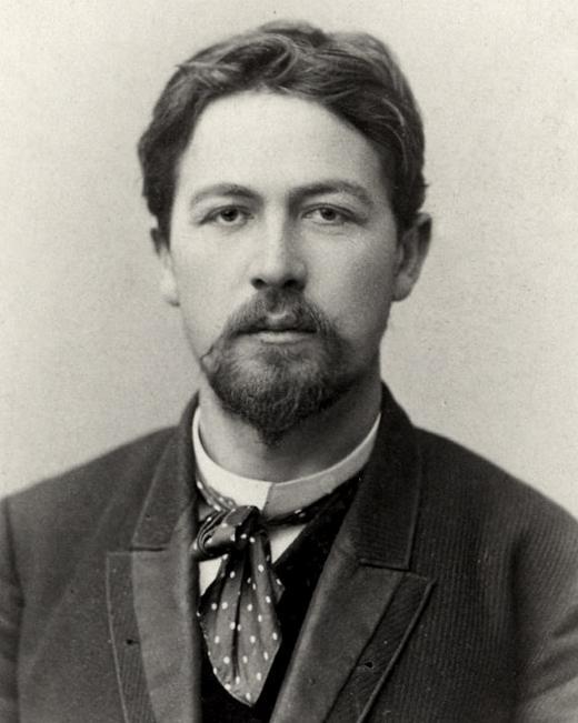Рис. 1. Антон Павлович Чехов