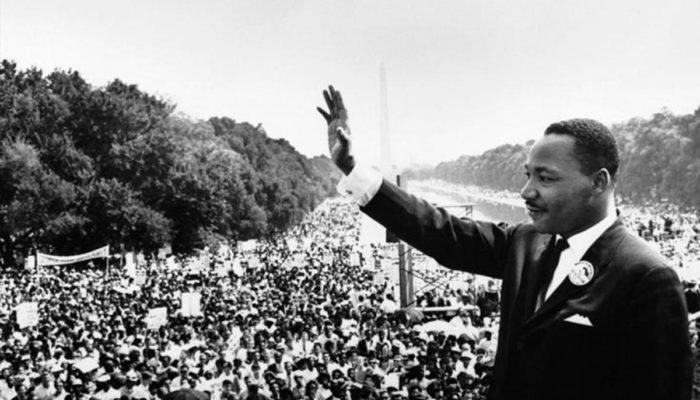 Рис. 5. Движение за гражданские чернокожих права в США