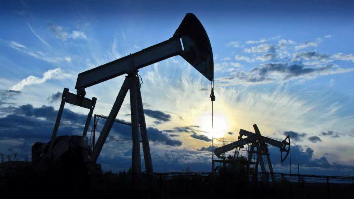Рис. 5. Добыча нефти в Ямало-Ненецком автономном округе