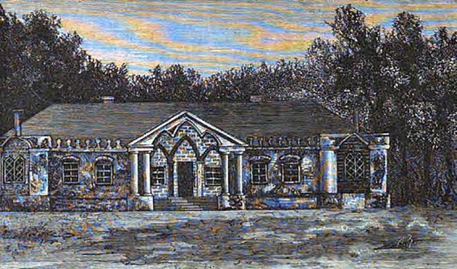Рис. 2. Дом детства Николая Гоголя