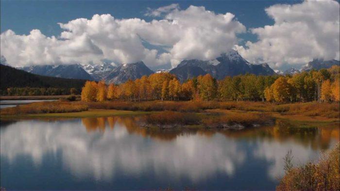 Рис. 4. Природа Северной Америки