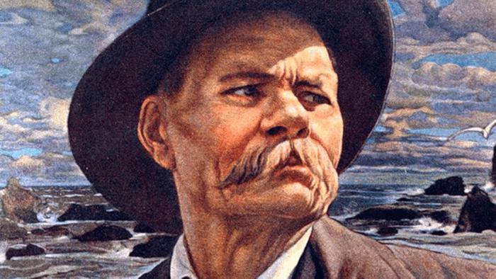 Портрет М. Горького. Художник И.И. Бродский. 1937 г.