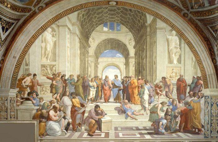 Рис. 3. Демократия в Древнем Риме