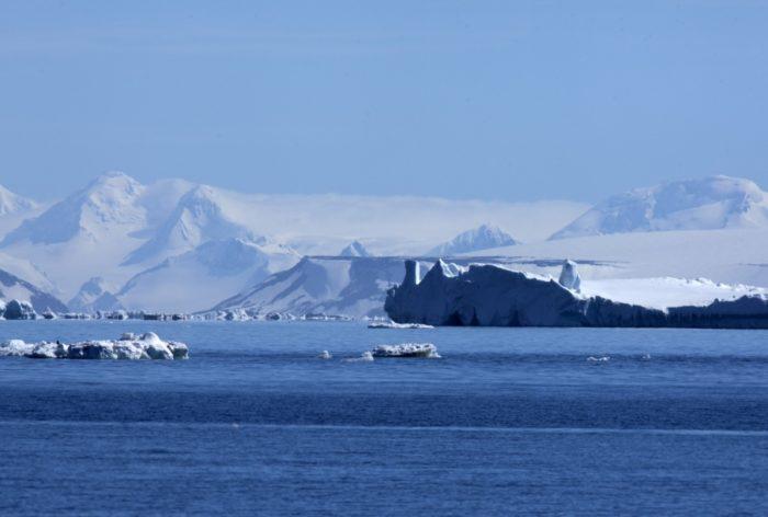 Рис. 4. Антарктический пояс