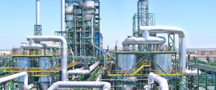 Рис. 2. Нефтехимическая и химическая промышленность Российской Федерации