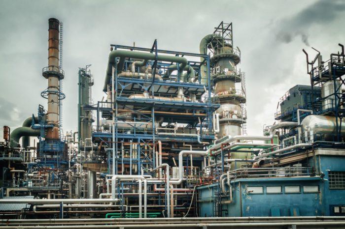 Рис. 4. Химическая промышленность Российской Федерации