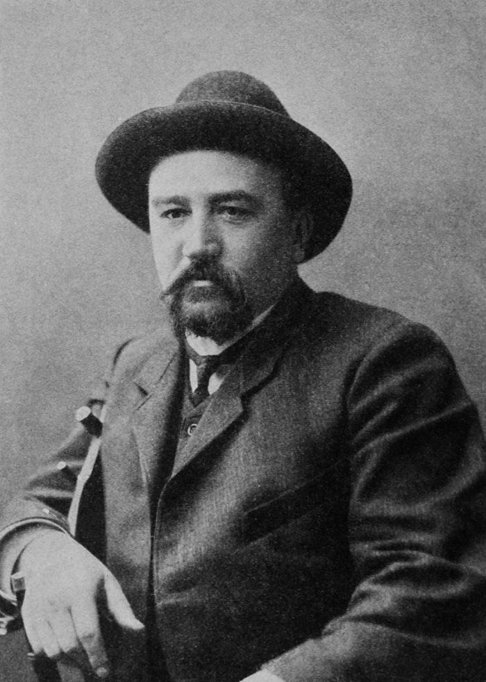 Рис. 1. Александр Иванович Куприн
