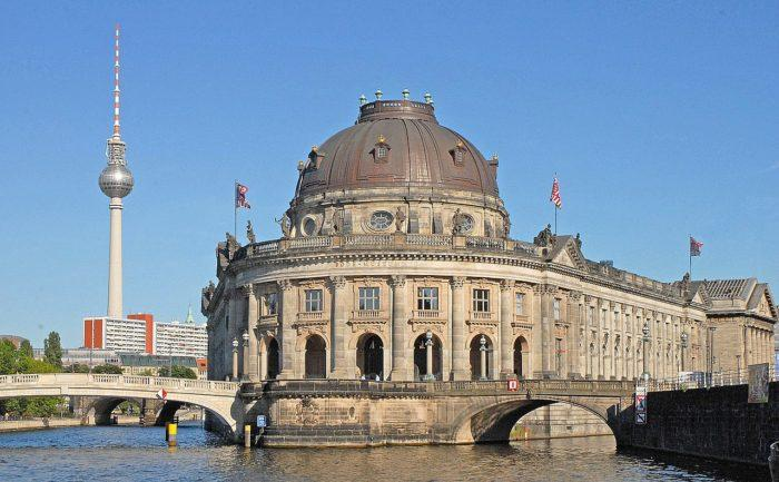 Рис. 1. Музей Боде в Берлине