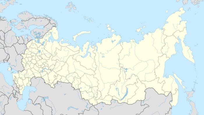 Рис. 1. Россия и приграничные с ней страны