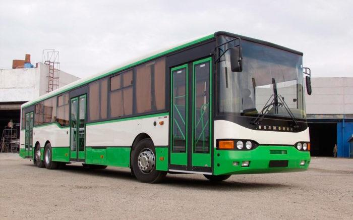 Рис. 2. Автобус Волжанин-6270