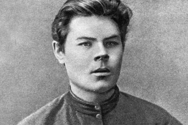 Рис. 2. Алексей Пешков - будущий Максим Горький