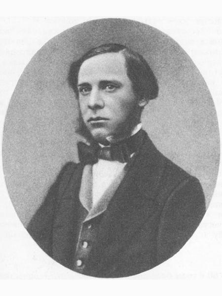Рис. 2. Михаил Салтыков в 1850-х годах