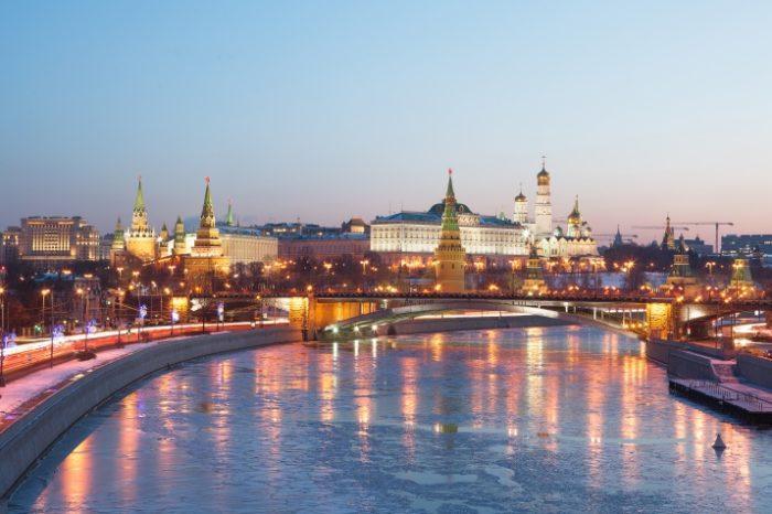 Рис. 2. Москва - столица Российской Федерации
