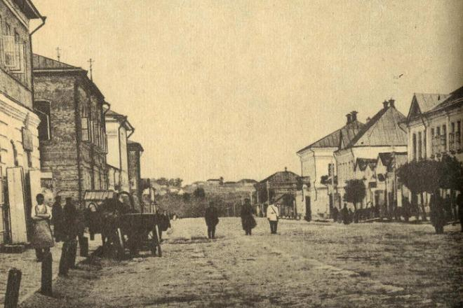 Рис. 3. Село Новоселки Мценского уезда