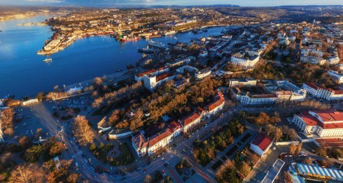 Рис. 3. Севастополь - город з статусом федерального значения