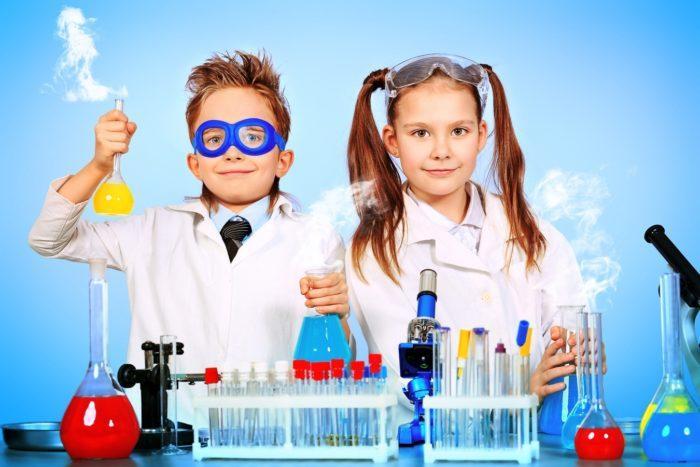 Рис. 5. Урок химии