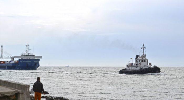 Рис. 4. Морские границы России