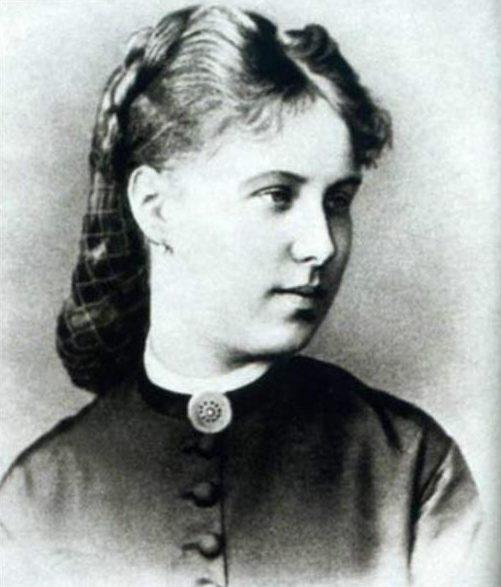 Рис. 5. Зинаида Николаевна Некрасова (Фекла Анисимовна Викторова), супруга Некрасова