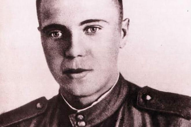 Рис. 2. Виктор Астафьев в молодости